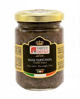 Salsa Tartufata 130 g, in vasetto di vetro - Tartufi Alfonso Fortunati