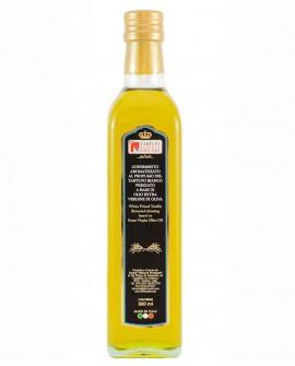 Condimento Aromatizzato al Tartufo Bianco, bott.maxi (dosi 200) 500 ml - Tartufi Alfonso Fortunati