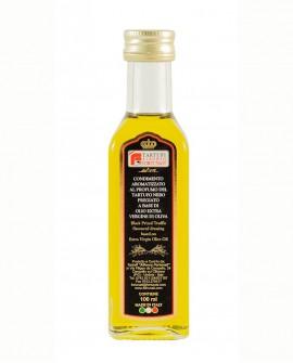 Condimento Aromatizzato al Tartufo Nero, bott.mini (dosi 40) 100 ml - Tartufi Alfonso Fortunati