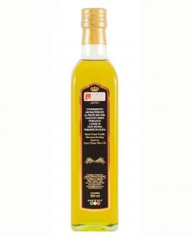 Condimento Aromatizzato al Tartufo Nero, bott.maxi (dosi 200) 500 ml - Tartufi Alfonso Fortunati
