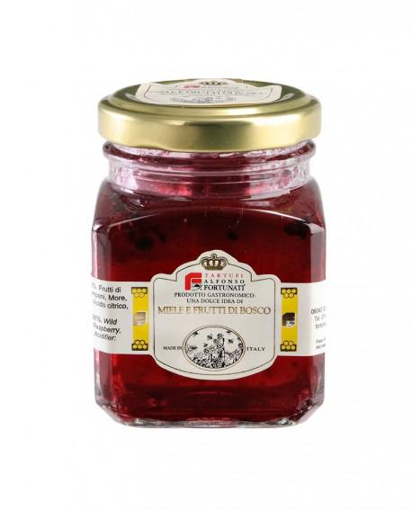 Miele e Frutti di Bosco 120 g - Tartufi Alfonso Fortunati