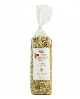 Zuppa rapida in confezioni da 500 g - Tartufi Alfonso Fortunati