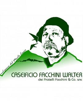 Pecorino Stagionato in Vinacce di Visciole 2,9-3,1 Kg - stagionato 270 giorni - Caseificio Facchini