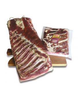 Pancetta tesa steccata 3,5 kg Salumificio Ciliani