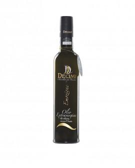 Olio extra vergine di oliva Emozione – Bottiglia da 100 ml – pacco 24 bottiglie - Azienda Agraria Decimi