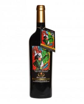 Umbria Rosso IGP D'Autore – IL BERSAGLIERE - Bottiglia da 0,75 l - Cantina Cutini