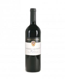 Cabernet Sauvignon Vino IGT Umbria - Bottiglia da 0,75 Lt - Cantina Baldassarri