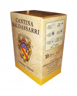 Vino Bianco Umbria - Bag in box da 10 lt - Cantina Baldassarri