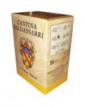 Vino Bianco Umbria - Bag in box da 10 lt - Cantina Baldassarri