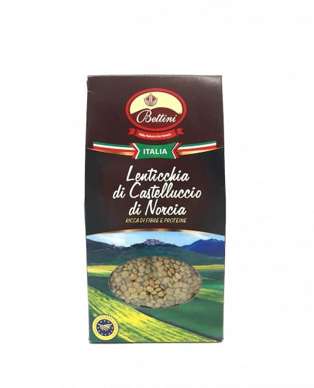 Lenticchia di Castelluccio di Norcia IGP gr 250, Bettini Bio – Agrisviluppo Todiano