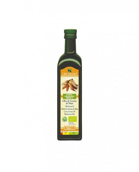 Olio di Germe di Mais - 250 ml - Crudigno