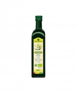 Olio di semi di Sesamo biologico spremuto a freddo - 250 ml - Crudigno