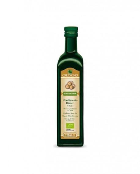 Condimento balsamico bianco - 250 ml - Crudigno
