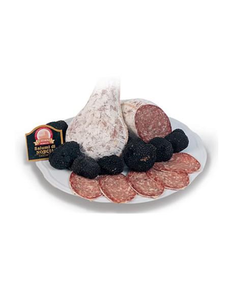 Fiaschetta al tartufo 450 g Salumificio Ciliani