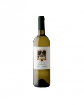 Trebbiano dell'Umbria IGP – Bottiglia da 0,75 l - Cantina San Clemente