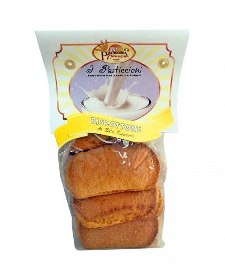 Biscottone da latte casareccio - 300g - Pasticceria 7 Porte Nursine - Dolciaria Severini