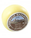 Pecorino di Bettona semistagionato - ovino 2,0-2,2 Kg - stagionatura 120 giorni - Caseificio Mazzatosta