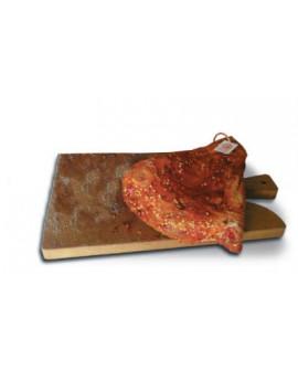 Guanciale stagionato insaporito al Peperoncino 1,3 kg Salumificio Ciliani