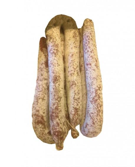 Salsiccia casareccia stagionata 400 g Salumificio Ciliani