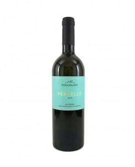 VERDELLO Umbria Verdello Allerona IGP - vino bianco 0,75 lt - Cantina PoggioLupo