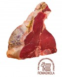 Fiorentina di Romagnola IGP porzionata sottovuoto - 1 Kg - frollatura 7gg - Macelleria Carni IGP Certificate