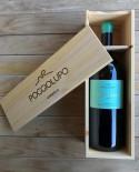 VERDELLO Umbria Verdello Allerona IGP - vino bianco MAGNUM 1,5 lt con cassetta in legno - Cantina PoggioLupo
