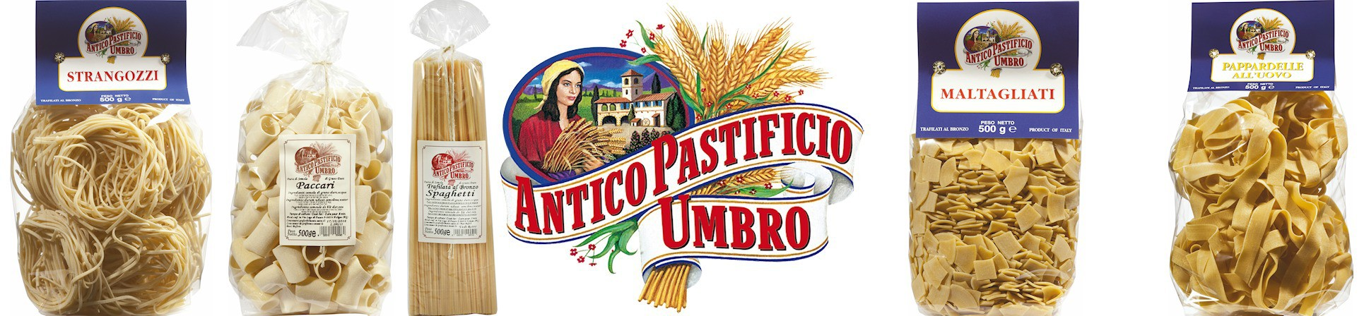 Pasta artigianale PASTIFICIO UMBRO - Vendita Online