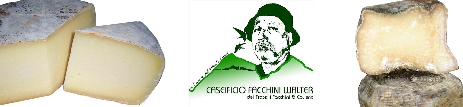 Formaggi del Parco del Monte Cucco - Caseificio Facchini - vendita online