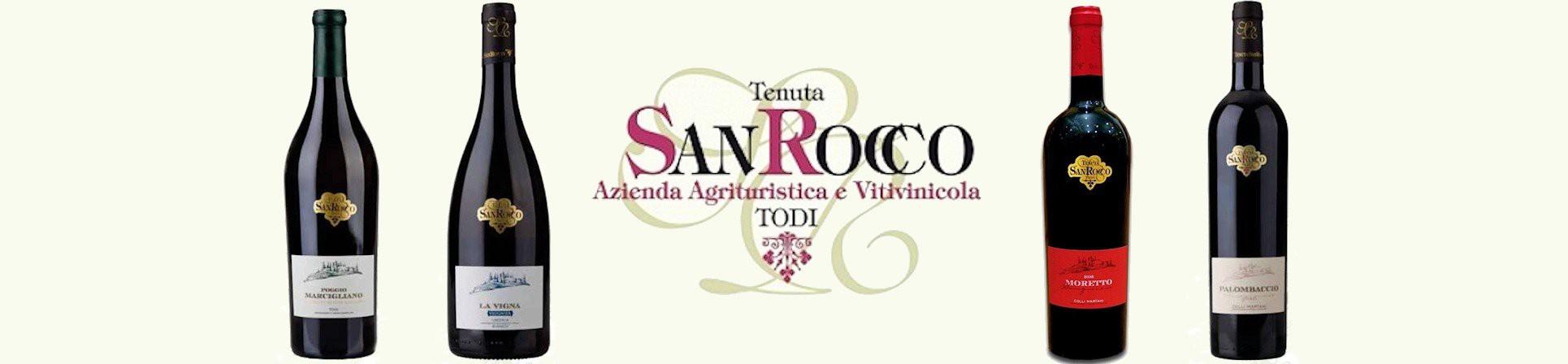 Cantina San Rocco - Grechetto di Todi - vendita online
