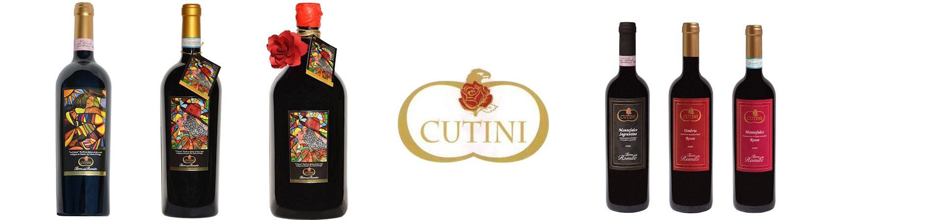 Cantina CUTINI - Vini dell'Umbria - vendita online